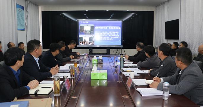省专家组莅临永城复查验收中小学数字校园标杆校